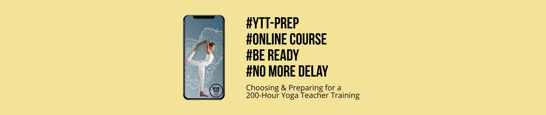 YTT-Prep