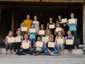Sadhana Yoga School Named Among theBest Yoga Teacher Training in Bali